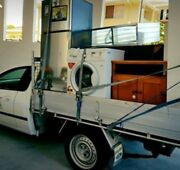 Man  Ute  trailer Cheap Deliveries  Fridge Lounge Tv Table Bed Rubbish  South Brisbane Brisbane South West Preview