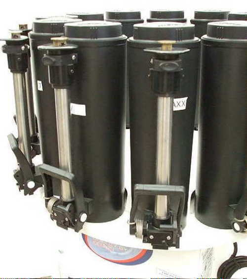Hero 2000 D23PR Color  Replacement Canister Only - 1 Year Warranty