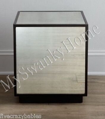Mirror Cube Table - Dazzling HORCHOW Bunching Cube Mirrored Table End Cee Cee Mirror Neiman Marcus