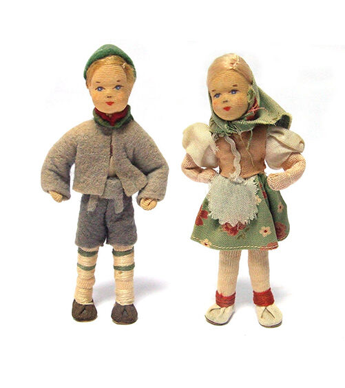 5 Reasons to Collect Vintage Dolls