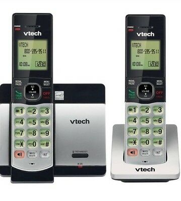 Vtech Handset Cordless Phone System 2 Phones CS6919-2