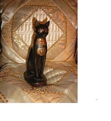 Edle ägyptische Figur Bastet  ägyptische Statue ,Skulptur neu