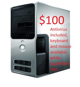 Basic affordable PC - Windows 10
