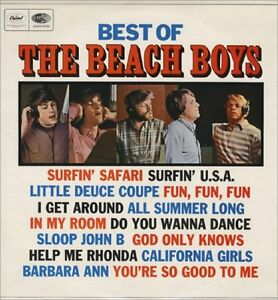"THE BEACH BOYS ""THE BEST OF"" BRAND NEW FACTORY WRAPPED CD"