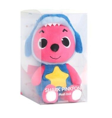 Pinkfong Plush Doll Costume Edition Shark Transformation 30cm For Baby & Kids](Doll Costume For Kids)
