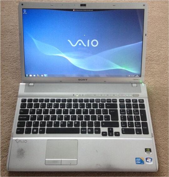 Sony Vaio Pcg 81212m 16 4 Quot Laptop Intel Core I5 6gb Ram