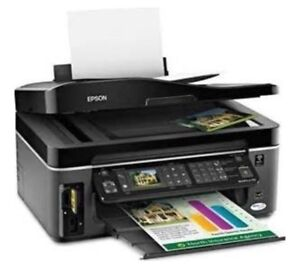 Epson WorkForce 610 All-in-one