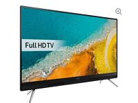"""32"""" SAMSUNG LED TV Full HD and freeview UE32k5100warranty and delivered"""