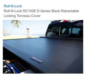 2015 & NEWER FORD F150 SUPERCREW TONNEAU COVER  ROLL N LOCK