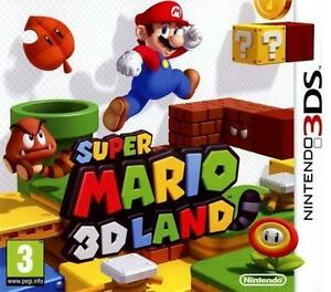 New Super Mario Bros.  2 & Super Mario 3D Land - Nintendo 3ds