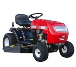 Ride on lawn mower man Hobart CBD Hobart City Preview