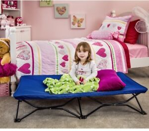 Cot Portable Toddler bed- New