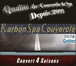 Couvercle de Spa Révolutionnaire (Karbon Spa Cover) City of Montréal Greater Montréal image 1