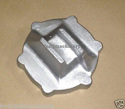 Komatsu Dozer Fuel Cap D45p-1 D60p-6 D155a-1 D355a-3 D375a-6  Metal Type