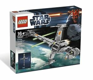 LEGO : Item 10227 : B-Wing Starfighter (Star Wars)