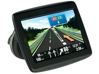 Slim tomtom with accessories good working