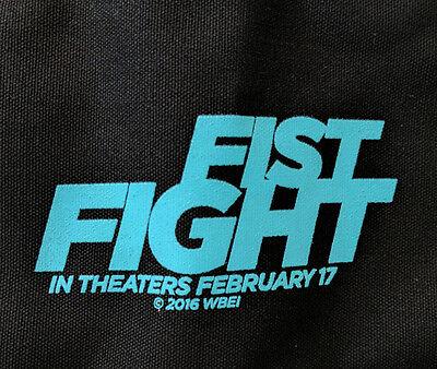 FIST FIGHT movie black DUFFEL BAG Ice Cube Charlie Day Tracy Morgan gym bag