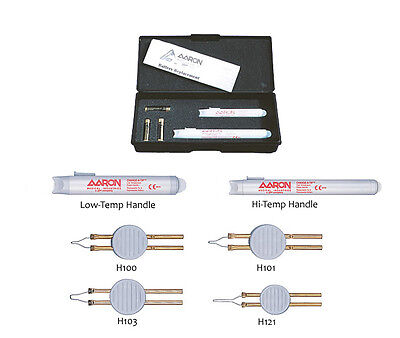 Aaron Bovie Change-a-tip Reusable High Lo Temp Hi-lo Deluxe Cautery Kit Del2