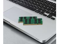 Memory 16GB DDR3 (2 x 8G - 8GB 1600 MHz SODIMM) Upgrade for Apple or PC laptops