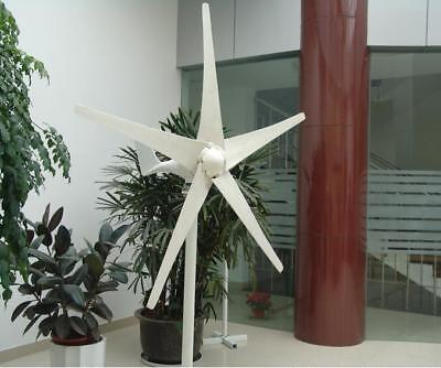 5 Blades 400 Watt 12V DC Wind Turbine Generator System Home Use Street Lamp NEWS ()