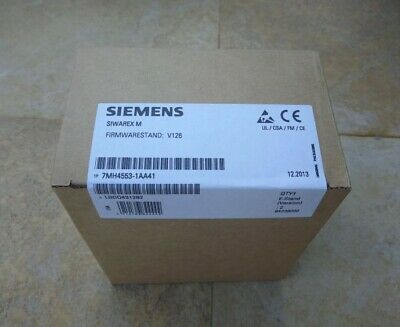 New Siemens 7mh4553-1aa41 7mh4 553-1aa41 Siwarex M Weighing And Batching System