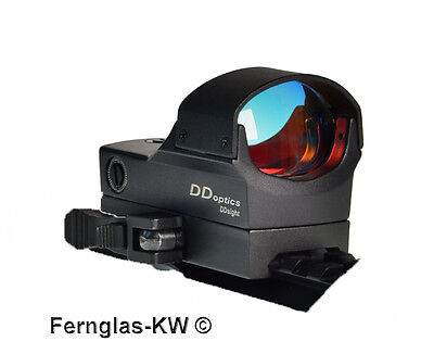 DDoptics Red Dot Reflex-Visier DDSight (Leuchtpunktvisier)