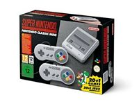 Super Nintendo Mini for sale