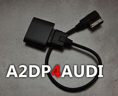 Audi Ami A2dp Bluetooth Music Streaming Add On For Tidal  Spotify  Npr  Etc