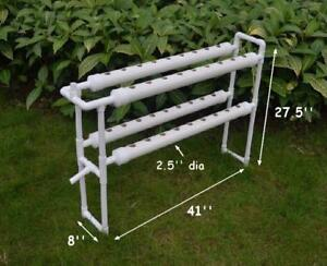 Hydroponic Site Grow Kit 36 Ebb and Flow Deep Water Garden #141111