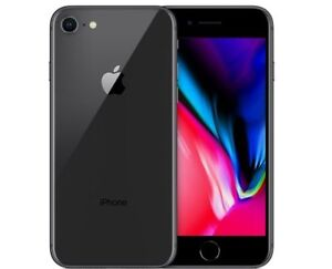 UNLOCKED IPHONE 8 64GB SPACE GREY IN MINT CONDITION