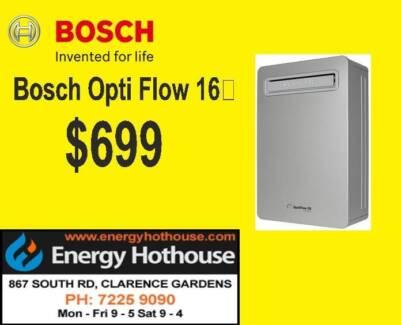 Bosch opti flow new stock
