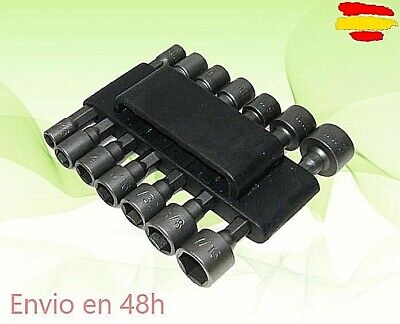 JUEGO DE 14 VASOS PARA TALADRO/ATORNILLADOR ref: 25356