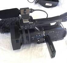 Sony 1080i HVR-V1P Pro Camcorder - doco's short film etc JG1 Sydney Region Preview
