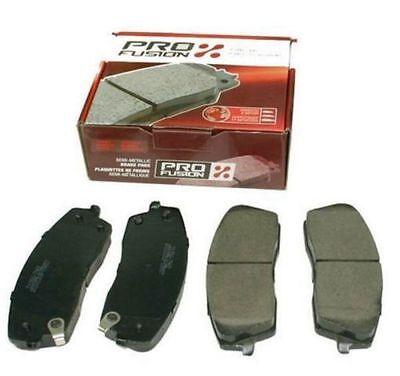 BRAKE PADS FRONT CHRYSLER 300C (05-11) / DODGE MAGNUM CHARGER (05-11) (Dodge Charger Brake Pads)