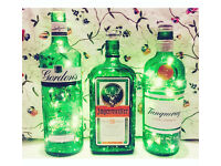 Spirit Bottle Fairy Lights - Gin Rum Jager Vodka Whiskey etc