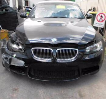 BMW M3 E92 2007 COUPE 6SP MANUAL 4L, Stock #B1035 -  WRECKING Bankstown Bankstown Area Preview