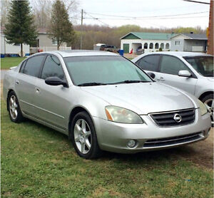 REDUCED $1350 Nego 2002 Nissan Altima 3.5L