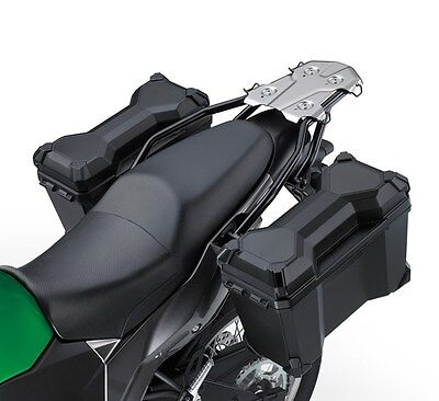 Kawasaki Versys® X 300 17 L Hard Saddlebag Set-Fits 2017 & 2018 Versys® X 300  for sale  Shipping to South Africa