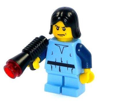 Custom Star Wars™ Figur Junger Boba FETT™ aus LEGO® Teilen Kind (Jungen Aus Fett)