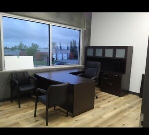 Pre leasing Office spaces - North Edmonton
