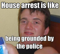 House Arrest ? CRA Caught You? What Can We Do For You? A Lot !