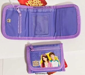 Disney-High-School-Musical-Tri-Fold-Kids-Wallet