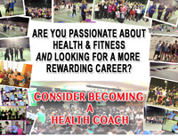 WANTED!!  WELLNESS COACHES!!