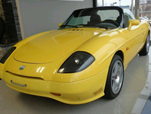 1997 Fiat Barchetta  ( NO TRADE/  BEST OFFER )