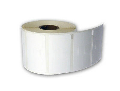 20 Roll Dymo Compt Labelwriter 30299 Polyprolene Jewelry Barbell Labels 1500 Pr
