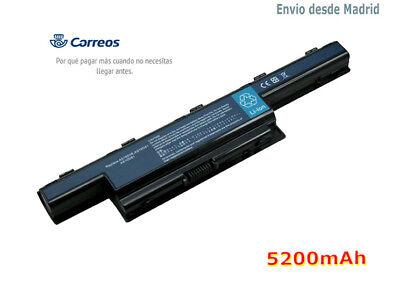 Batería Para Acer Aspire 4752G 4771G 5251G 5252G 5336G 5551G 5552G 5741G...