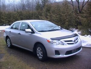 2012 Toyota Corolla sedan Berline