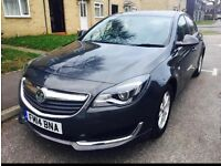 2014 Vauxhall insignia 2.0 Ecoflex Cat D £0 Road tax Uber ready PCO Registered