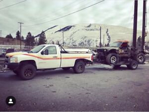 LOOKING to buy a tow truck