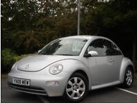 +++Volkswagen Beetle 2.0 3dr +LOVELY TIDY LOW MILEAGE CAR+